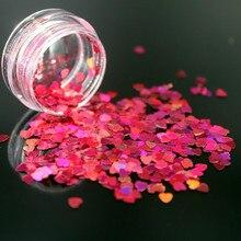 1 коробка, красная роза, голографические блестки, блестки, мерцающие бриллианты, 12 цветов, для глаз, блестящая кожа, хайлайтер, для лица, тела, блеск, фестиваль, Makeu