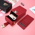 Floveme sacos universal slot para cartão case para iphone 6 6 s 7 7 plus para xiaomi redmi note 3 pro para huawei mate 9 p8 bloqueio de metal cobrir