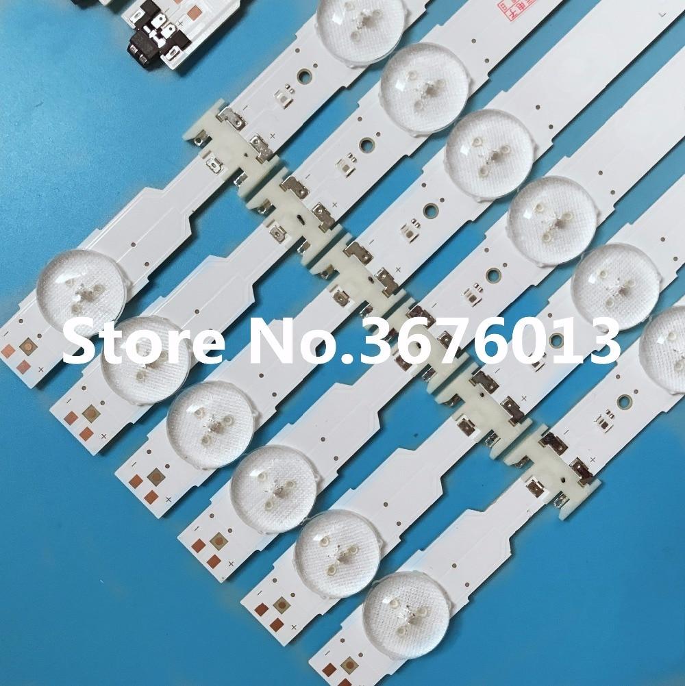 LED bar light UA55MU6990JXXZ UA55JU5920 backlight S 5U75 55 FL R6 L8 REV1 5 LM41 00135A