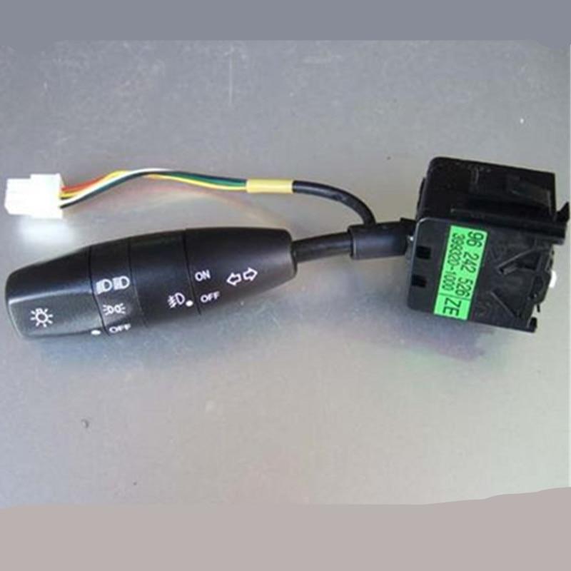 96242526 , 9624 2526 STALK SWITCH Turn Signal & Headlight Switch For DAEWOO CHEVROLET MATIZ 98-05 DAEWOO LANOS 97-02