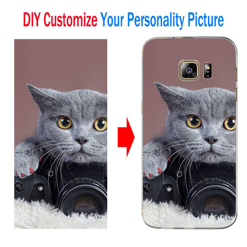 DREAMFOX L611 Wolf And Lion Soft TPU Silicone Case Cover For Samsung Galaxy Note S 5 6 7 8 9 10 10e Lite Edge Plus Grand Prime in Fitted Cases from Cellphones Telecommunications