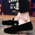 Tidog Korean male shoes pedal lazy summer men's casual shoes Men Moccasins