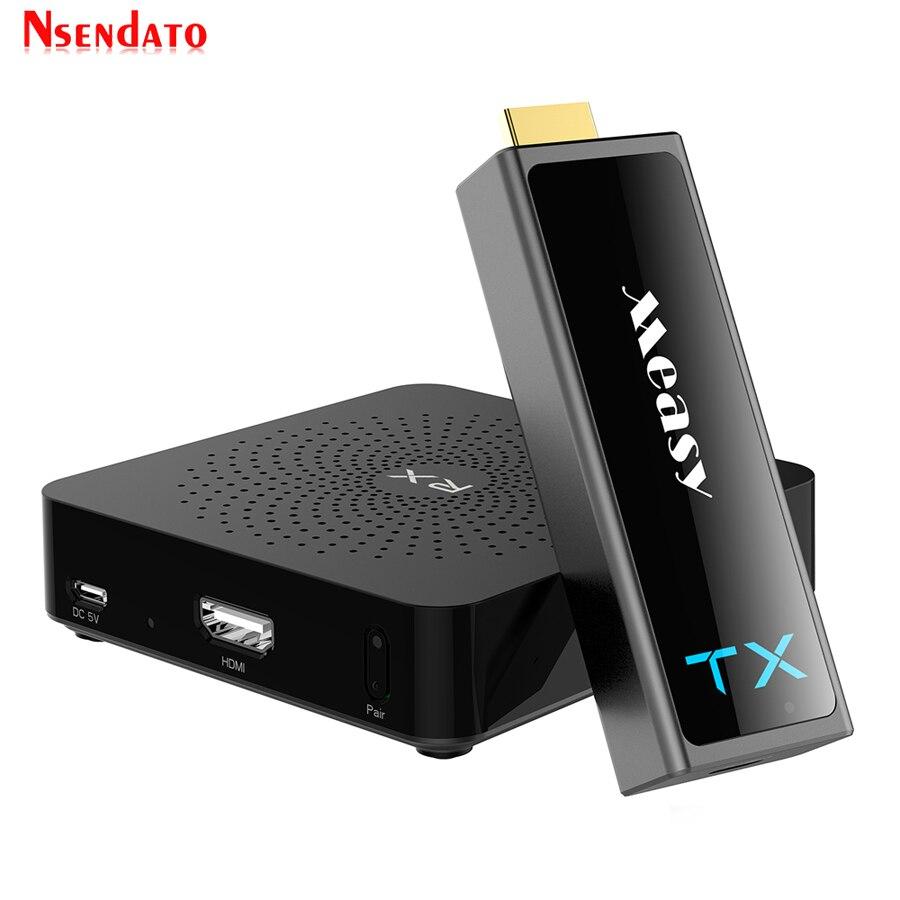 W2H Mini2 30 M 3D 1080 p HDMI Sans Fil Extender Transmission 7.1 HD Audio Vidéo HDMI Emetteur Récepteur adaptateur pour HDTV