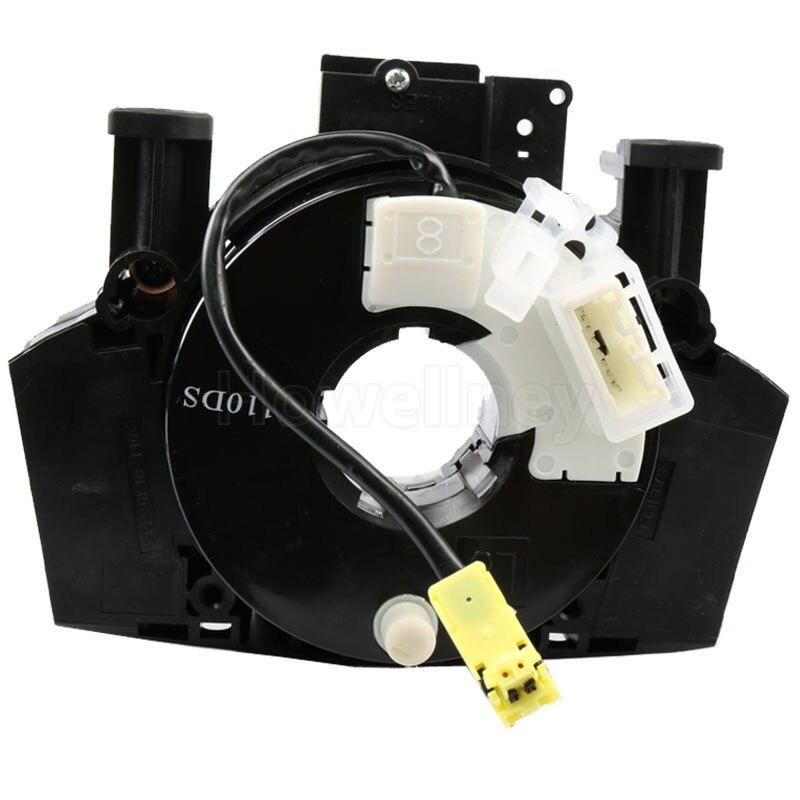 25567-EB301 25567EB301 For Nissan Navara D40 Pathfinder Qashqai J10Z X-Trail with one cable 25567 EB301 high quality clock spring oem b5567 jd00a b5567jd00a spiral cable airbag sub assy for versa 350z qashqai pathfinder