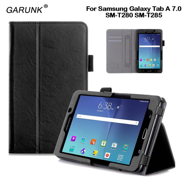7224fdd86 Para samsung galaxy tab a 7.0 polegadas sm-t280 sm-t285 capa tablet mãos