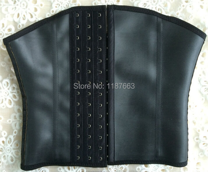 latex waist cincher 1