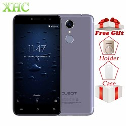 CUBOT Note Plus 5.2'' Smartphones 3GB+32GB Dual 13MP Fingerprint ID Android 7.0 MTK6737T Quad Core Dual SIM 4G LTE Mobile Phones