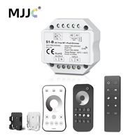 Triac Dimmer LED 220V 230V 110V AC Wireless RF Dimmable Push Switch With 2 4G Remote