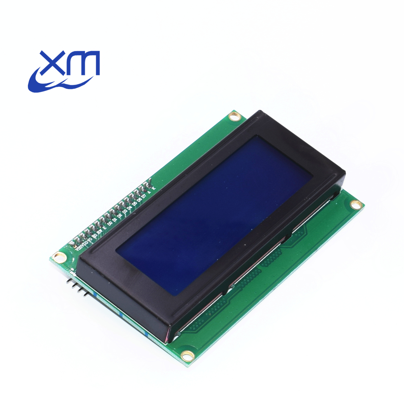 Special Promotions !!!! Lcd 20x4 LCD Module Blue Screen IIC/I2C 2004 5V LCD Blue Screen Provides Library Files 10pcs C13