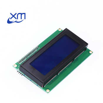 Special promotions !!!! lcd 20x4 LCD module Blue screen IIC/I2C 2004 5V LCD blue screen provides library files 10pcs C13 - DISCOUNT ITEM  18% OFF All Category