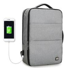 Markryden новый огромный Ёмкость Водонепроницаемый USB Дизайн рюкзак для ноутбука 17 дюйм(ов) 5-7 дней короткие поездки сумка(China)