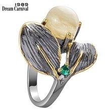 Женские винтажные кольца dreamcarnival 1989 праздничные модные