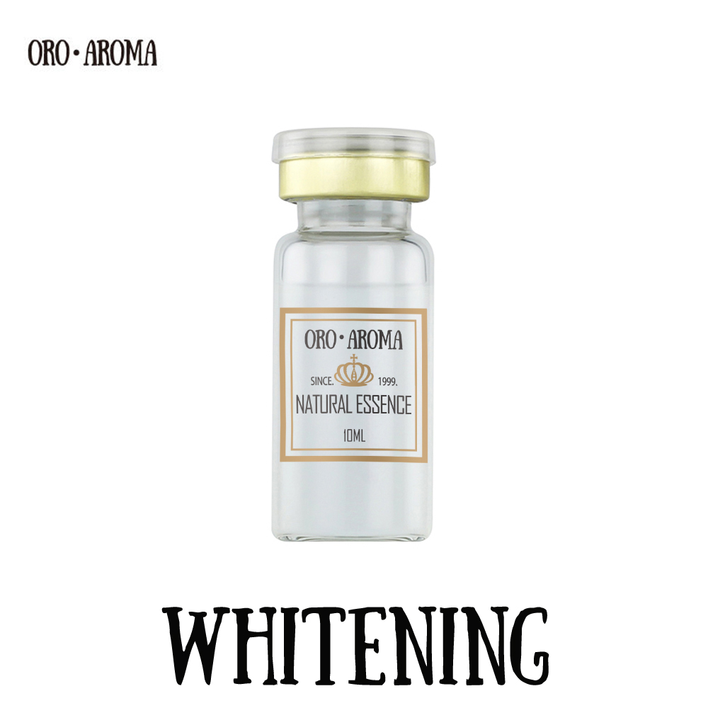 Famous Brand Oroaroma Natural Whitening Essence Face Serum Spot Remover Brighten Skin Whitening Facial Scrub Face Skin Care