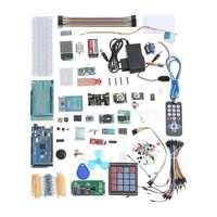 NEW EU Version For Mega 2560 The Most Complete Starter Kits For Arduino Mega2560 For UNOR3 For Nano