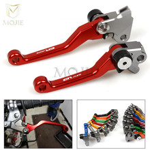 For Honda CR 125R 250R CR 125 250 CR125 CR250 R CR125R CR250R 2004-2007 Motorcycle CNC Pivot Brake Clutch Levers Dirt Bike Lever motorcycle refit hydraulic clutch master slave cylinder pull rod for honda crf250 cr125 cr250 cr400 cbr600 cbr1000 dirt bike