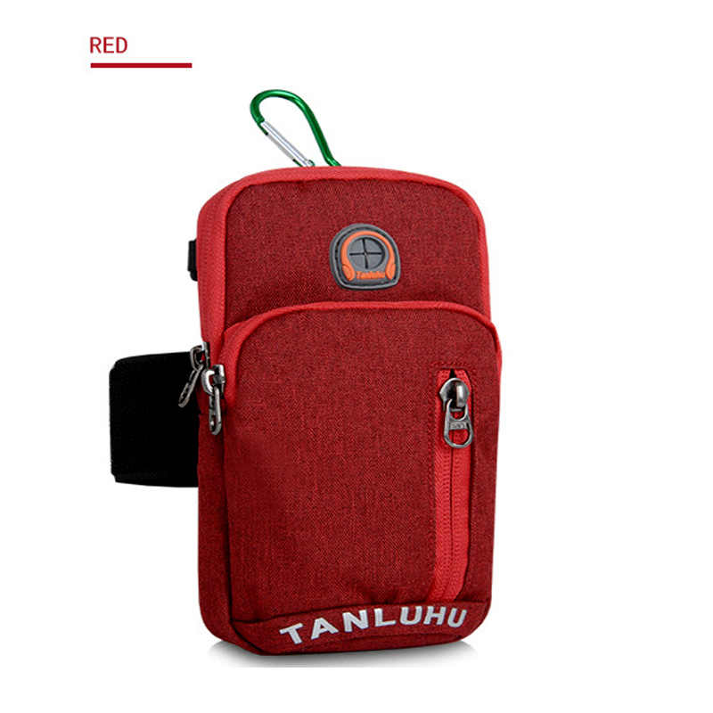 03dc2270c3 Detail Feedback Questions about Multi function 5.5inch running bag ...