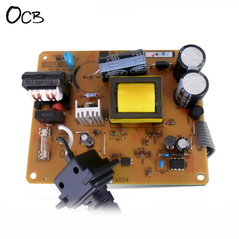Original C635PSE Power Board For Epson Stylus Pro 3800 3880 3850 3890 Printer Power Supply 1 pc new and original waste maintenance ink tank for epson stylus pro 3800 3880 3890 3800c printer