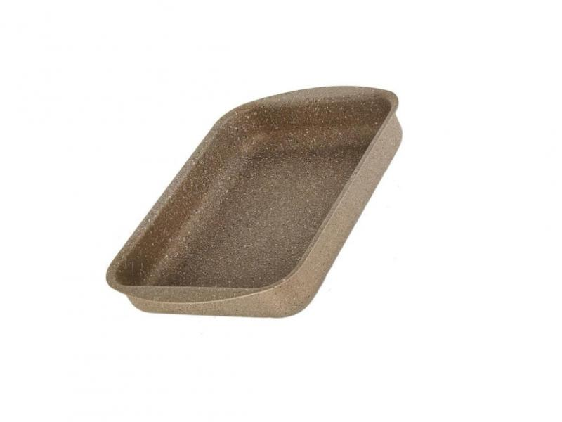 Противень для запекания TimA, ART GRANIT, 25*18 см противень tima art granit 25х18 см at 2518
