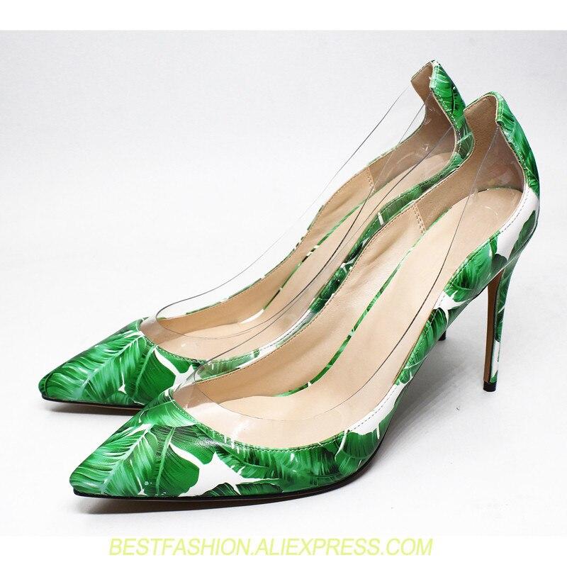 gamme complète de spécifications bas prix prix bas Femme À Dames Sandales Haute Gladiateur Pvc Vert Shown As as ...