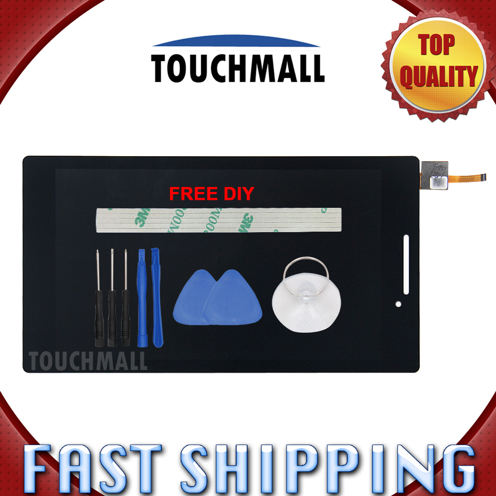 Tablet Lcds & Panels Computer & Office Tools Dependable Performance Hearty New Lcd Display Touch Screen Digitizer Assembly Replacement For Lenovo Tab 2 A7-10 A7-10f A7-10f A7-20 A7-20f