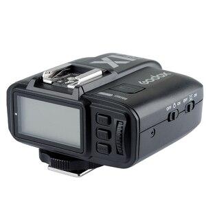 Image 3 - GODOX X1T F X1T C X1T S X1T O X1T N 2.4G اللاسلكية TTL الأحرار فلاش الزناد الارسال لكانون نيكون سوني فوجي فيلم أوليمبوس كاميرا