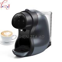 1 pc 220 v 1600 w casa inteligente cápsula máquina de café cápsula automática café americano café/leite de soja/leite chá