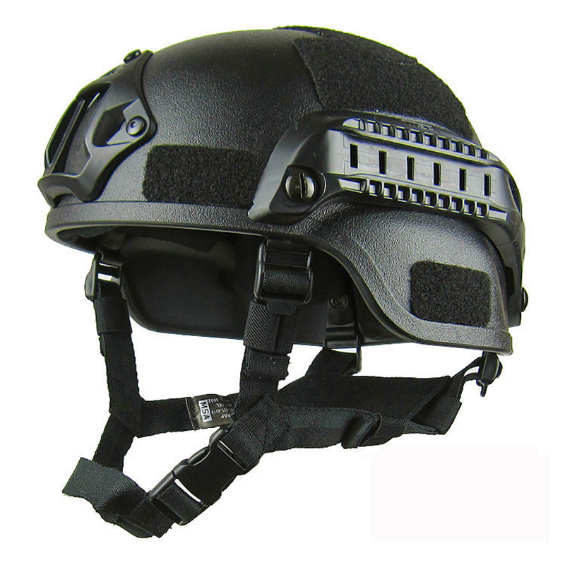Tactical helmet light special forces anti-explosion helmet, military protection anti-riot equipment, outdoor CS safety helmet.