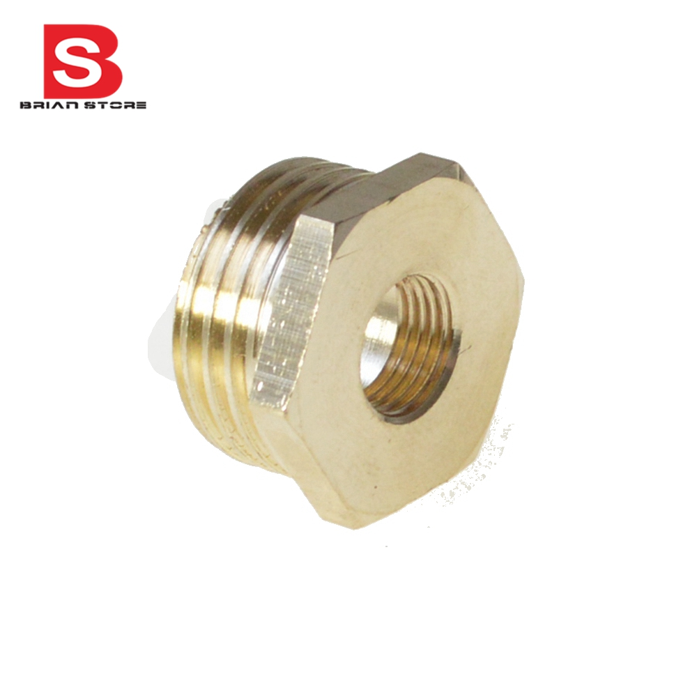 Pieces quot male female inch bsp bushing length