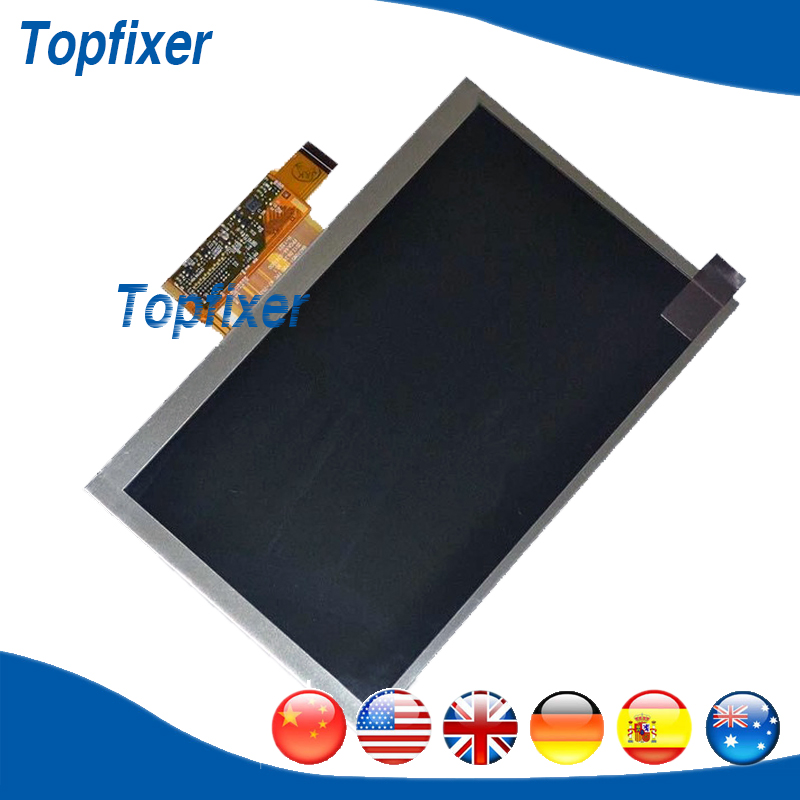 7 inch Replacement For Lenovo Tab 2 A7-30 A3300 LCD Display Screen Panel Digitizer Sensor 1PC/Lot
