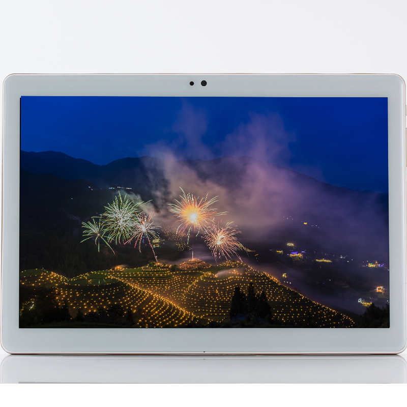 2019 New 10.1 Inch Tablet PC 3G Android 8.0 Octa Core Tablets  4GB RAM 32GB 128GB ROM WiFi GPS 10.1 Tablet IPS 1280x800 +Gifts