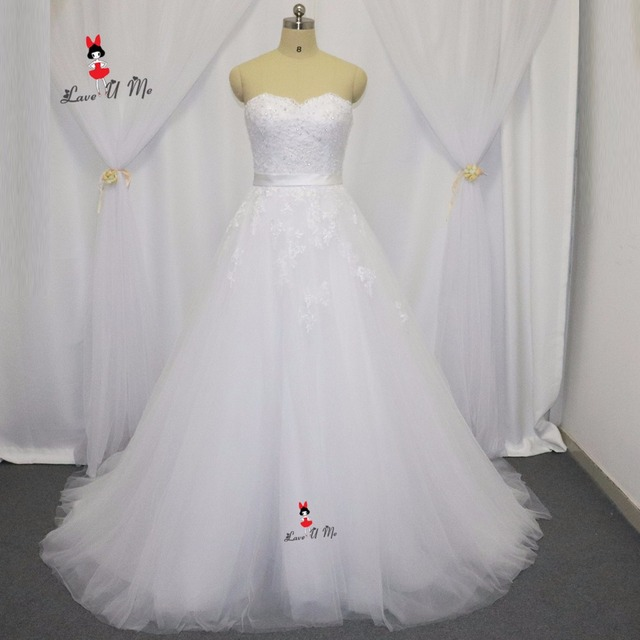Boho Vintage Wedding Dress Lace 2017 Ball Gown Bride Dresses Pink ...