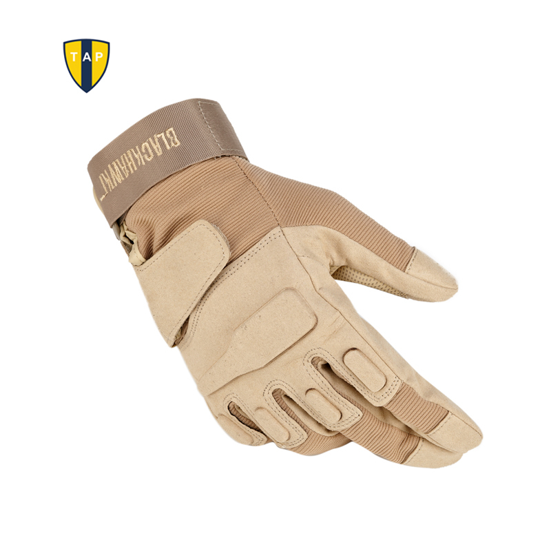 Motorcycle Gym Tactical Army Gloves Military Paintball Luvas Shooting Hunting Combat Wearproof  Army Glove Men Guantes
