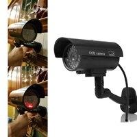 Waterproof Security Dummy Fake Camera Outdoor Indoor Deter Theft Cameras CCTV Camera Toy CAM With Flash