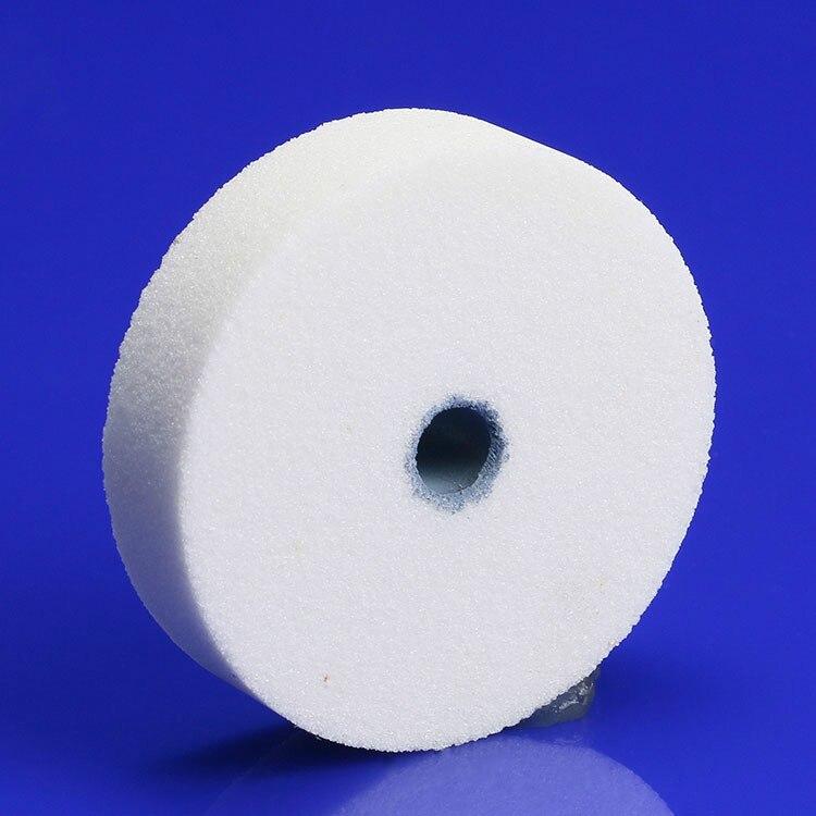 1pcs White 70mmx20mmx10mm Good Quality Sandy Polishing