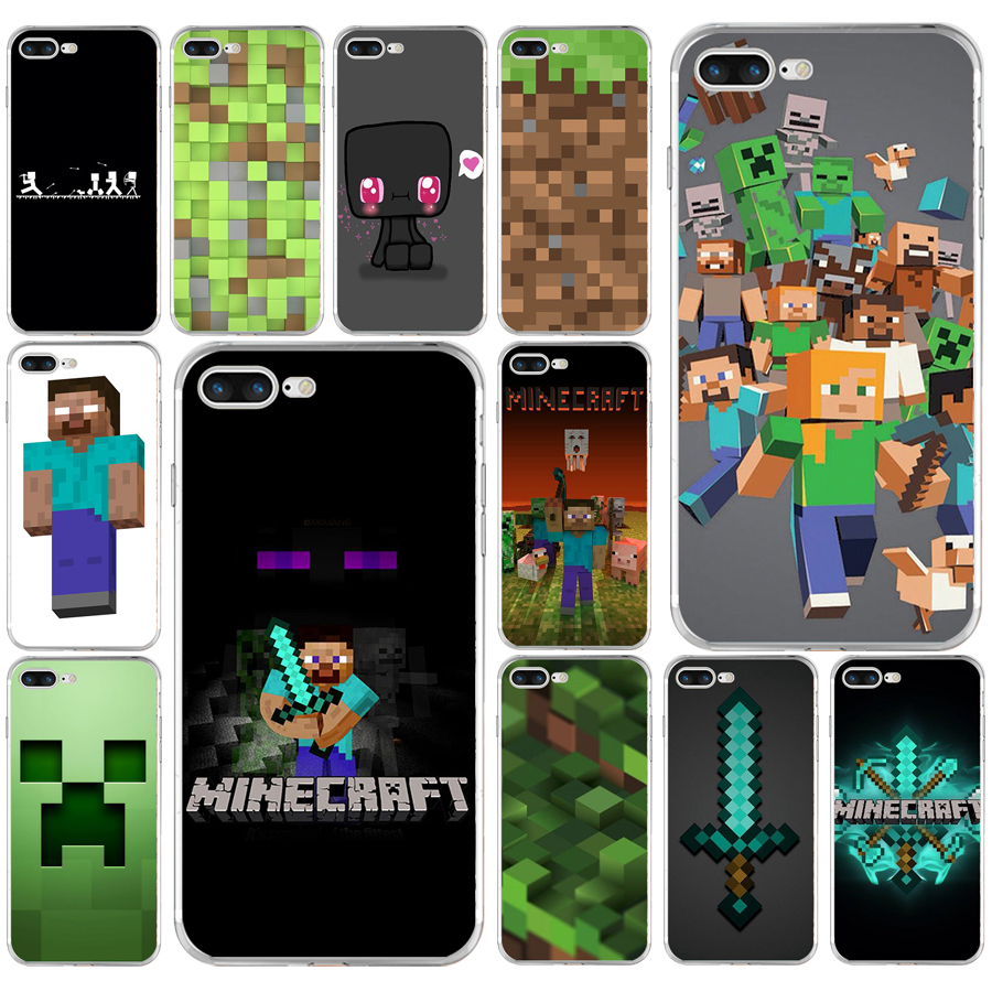 top 9 most popular case cover minecraft ideas and get free shipping