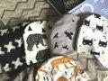 0-dois anos Do Bebê Meninas Meninos Cap Gorros Criança Panda Padrão Batman Chapéu de Raposa