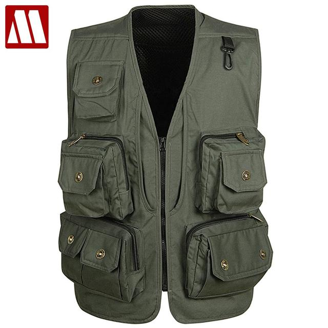 49Off Xxxl Travels Multiple With Camera Us23 Clothes Jacket Summer Vest Vests M ArrivalMultifunctional Sleeveless new Men 88 Pockets In Men's hdtrsQC