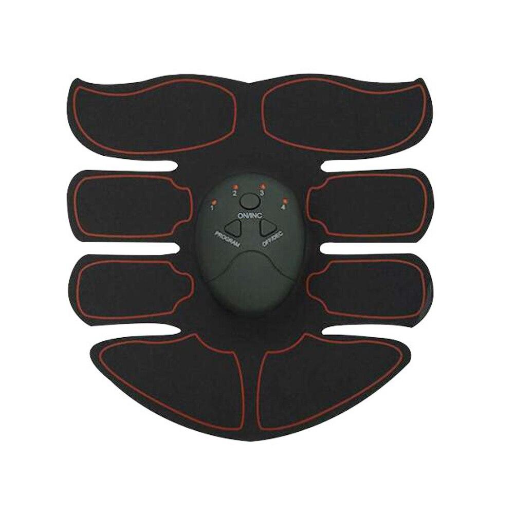 8 paquets stimulateur musculaire sans fil EMS Stimulation du corps minceur Machine de beauté appareil d'entraînement des muscles abdominaux appareil d'entraînement du corps 8