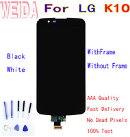 5 .3 Inch For LG K10 lcd Display Touch Screen DigitizerAssembly WITH Frame free tool