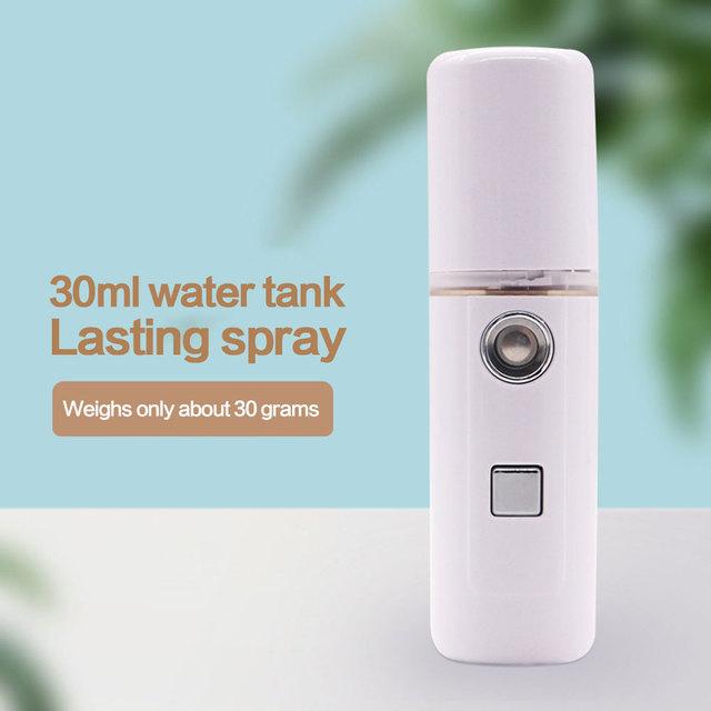 Nano handheld humidifier