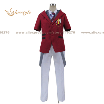 Kisstyle Fashion Uta no Prince-sama Maji Love Revolutions Otoya Ittoki Uniform COS Clothing Cosplay Costume,Customized Accepted