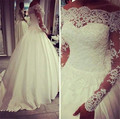Don's Bridal 2016 New arrival princess dress butterfly Wedding gown