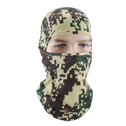 Motocykl maska wyścigi taktyczne CS kamuflaż kominiarka oddychająca wiatroszczelna czapka militarna konna nakrycia głowy Flying Tiger maska w Maski motocyklowe od Samochody i motocykle na