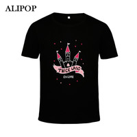 ALIPOP KPOP Korean Fashion TWICE TWICELAND THE OPENING Album Concert Cotton Tshirt K POP T Shirts