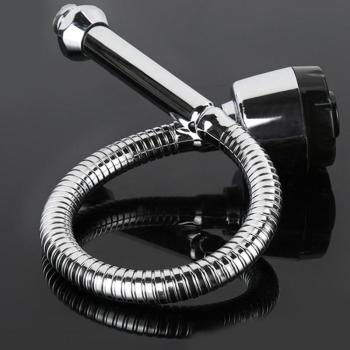 360 Degree Rotation Stainless Steel Sink Faucet Spout Kitchen Sink Faucet Pipe Fittings Single Handle Connection 1