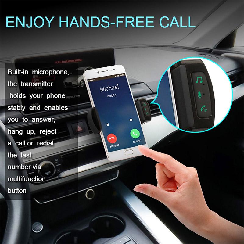 car phone holder fm transmitter (7)