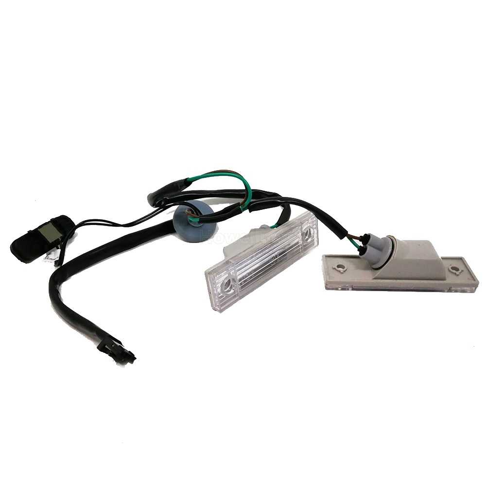 תא מטען מתג Opner Assmelby רישיון צלחת מנורה עבור שברולט Cruze 9039465 9012080