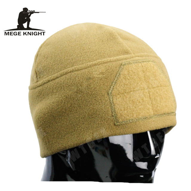 MGEG BRAND New Unisex Casual Solid Color Hip-hop Skullies Bonnet Cap Gorro, Winter Fashion fleece Cap with Front velcro