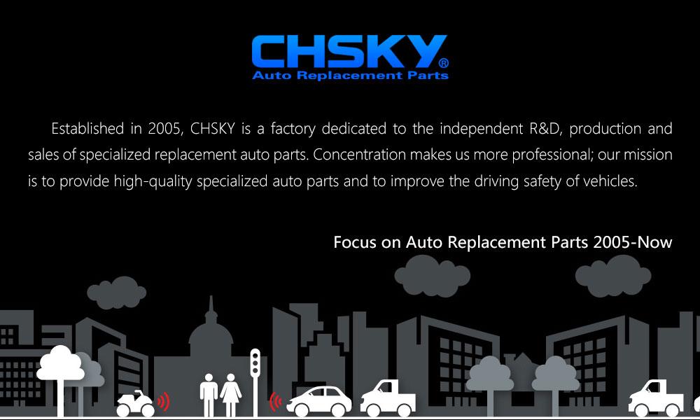 US $11.21 13% OFF|CHSKY Hot sale waterproof 12V 2 light H4 headlight on
