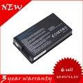 Nueva batería del ordenador portátil a32-f80 a32-a32-f80a f80h 15g10n345800 para asus f80 x61 x85 series